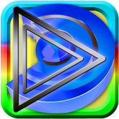 Online VideoPlayer Android icon