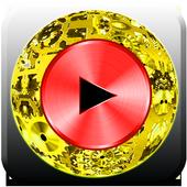 Movie Player App icon
