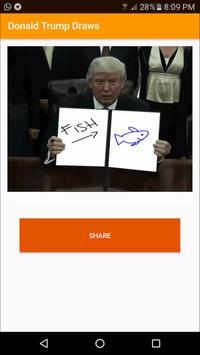 Donald trump Draws and Memes apk screenshot