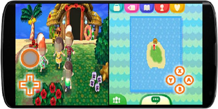 e3DS Free apk screenshot