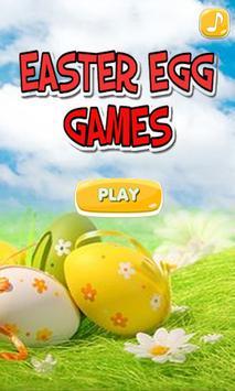 Easter Egg Games постер