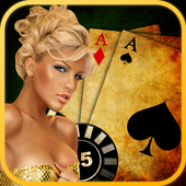 Sexy Adult Strip Poker icon
