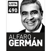 ¿Dónde voto por Germán Alfaro? icon