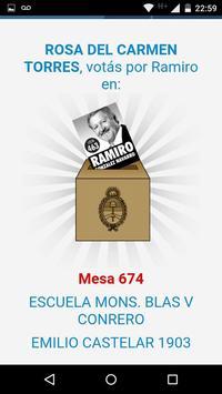 Dónde voto a González Navarro screenshot 1