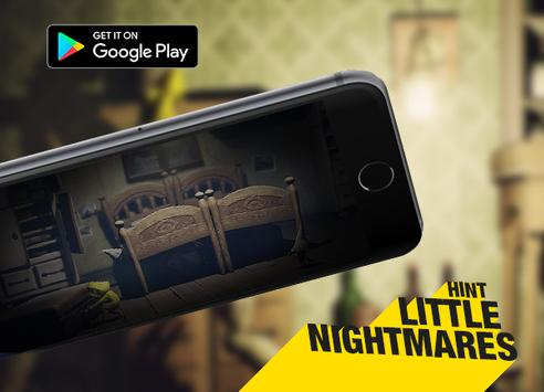 Free Little Nightmares Hint poster