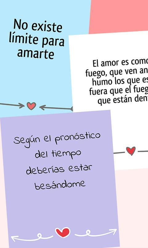 1000 Frases Bonitas De Amor для андроид скачать Apk
