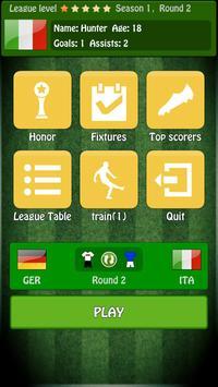 Soccer - top scorer apk screenshot