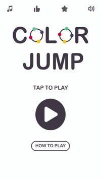 Color Jump by DK Games poster