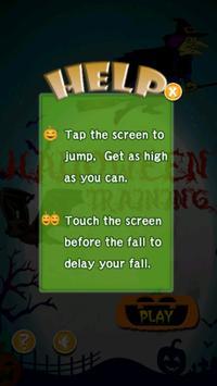 Halloween Training apk screenshot