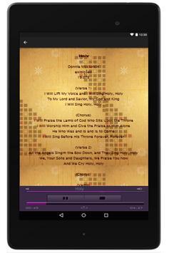 Donnie Mcclurkin Lyrics apk screenshot