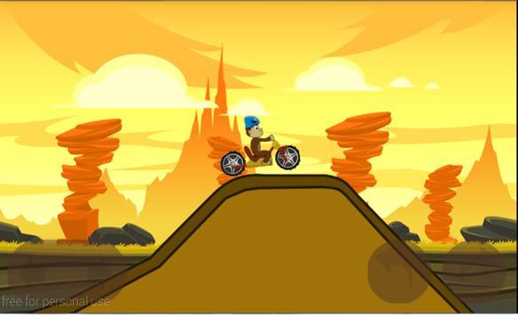 Jungle Monkey Racer screenshot 1