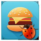 Splash Beetle Cake icon