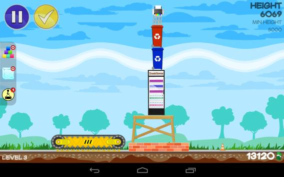 Trash Tower apk screenshot