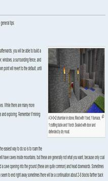 Crafting Guide for Minebuild screenshot 1