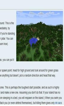Crafting Guide for Minebuild apk screenshot