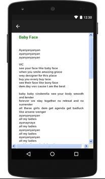 Don Jazzy Hits Songs & Lyrics. screenshot 3
