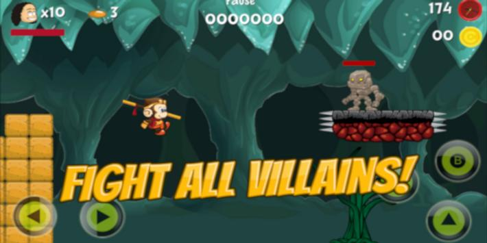 The Adventure of Monkey King screenshot 1