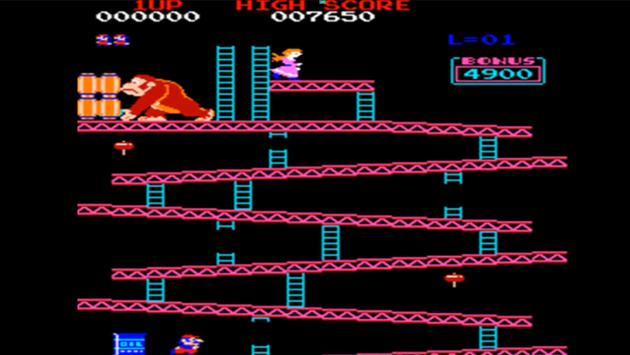 Guide: Donkey Kong screenshot 1