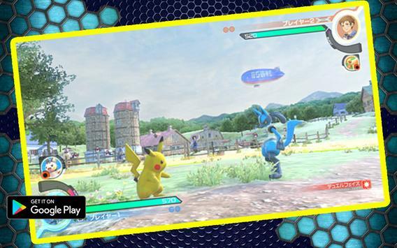 Spc Pokemon DX trick Battle for Android - APK Download