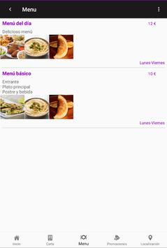 Awtar Restaurante Árabe screenshot 9