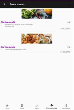 Awtar Restaurante Árabe screenshot 10