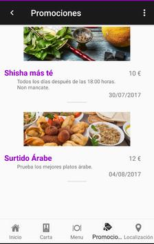 Awtar Restaurante Árabe screenshot 2