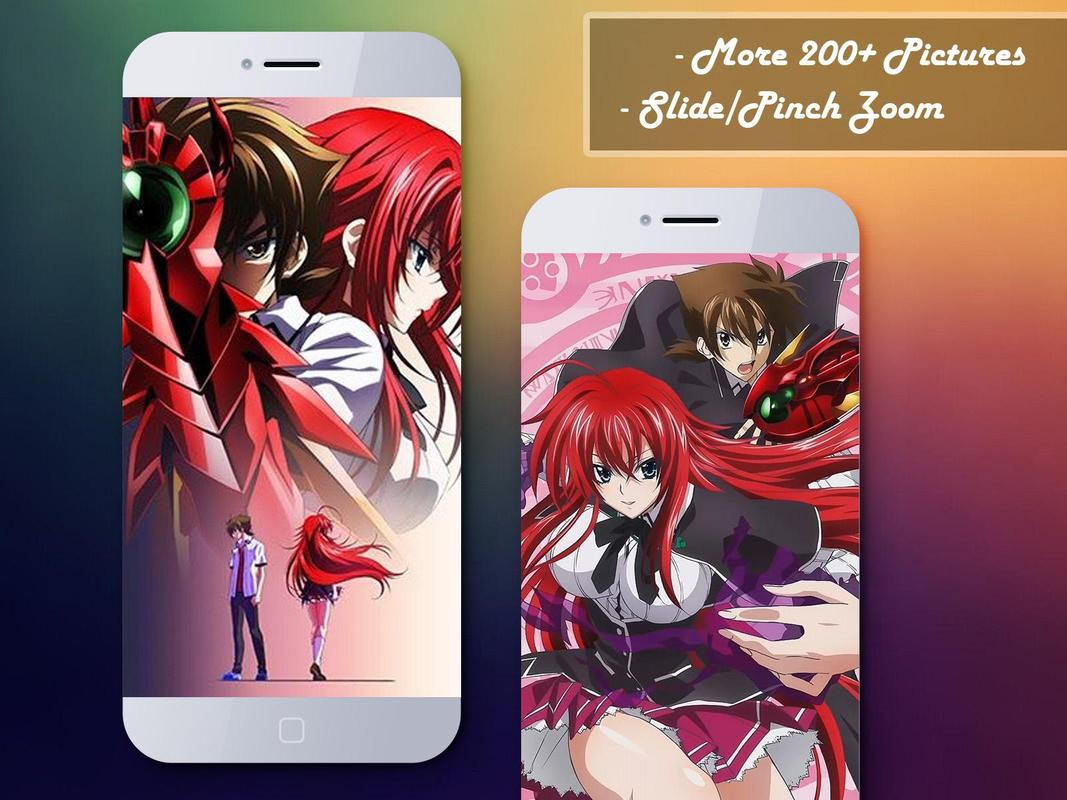 Highschool Dxd Wallpaper Hd For Android Apk Download