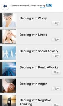Don't Panic Self-Help apk screenshot