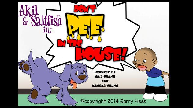 Don't Pee in the House apk screenshot