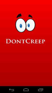DontCreep poster