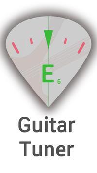 Guitar Tuner HIT poster