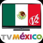 TV México V2 icon