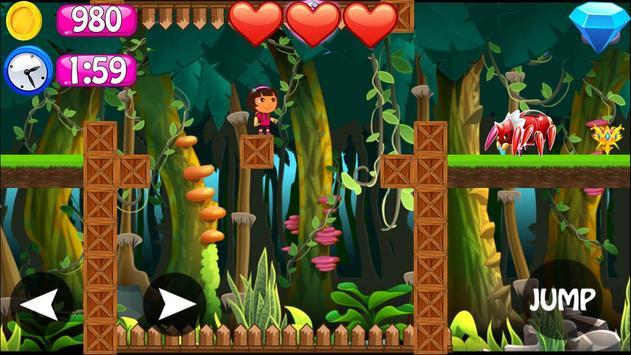 Dora Magical Forest screenshot 5