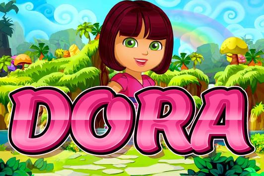 Dora Magical Forest poster