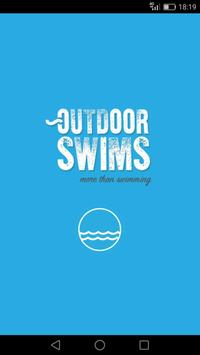 Outdoor Swims poster