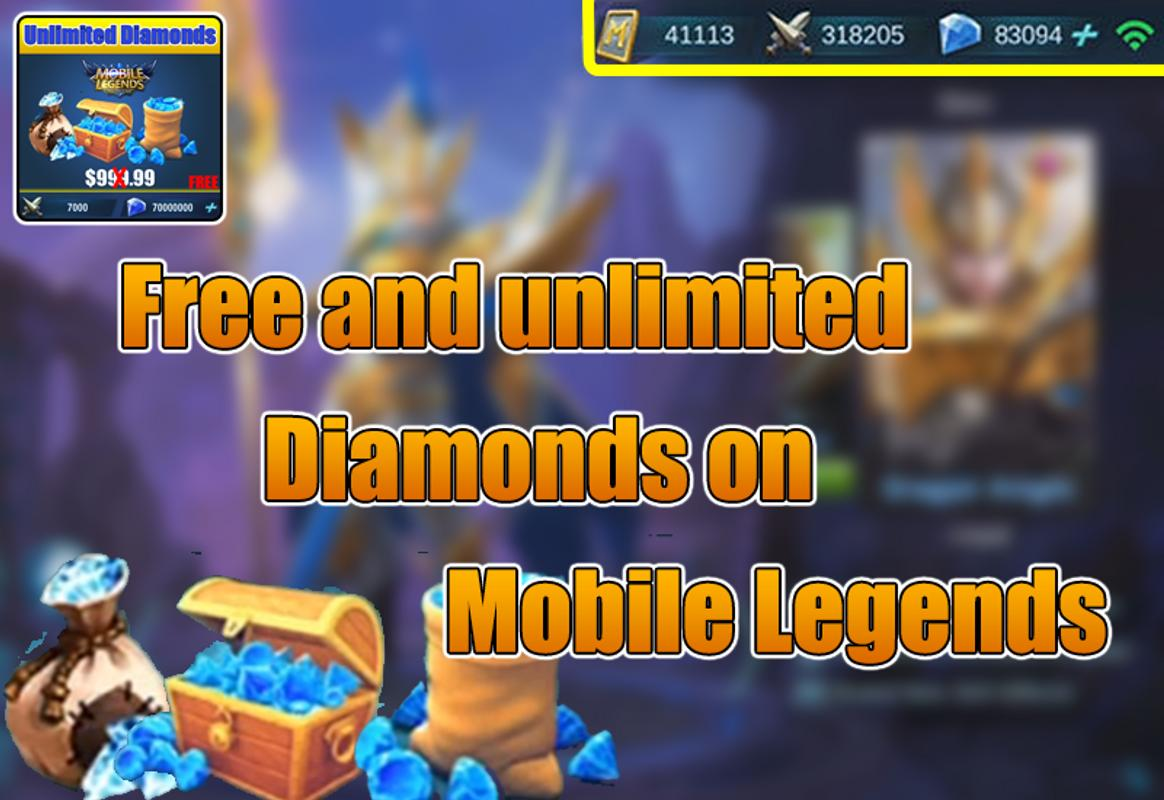 how to send diamonds in mobile legends