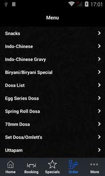 Salaam Namaste Dosa Hut screenshot 4