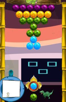 Dino Bubble screenshot 3