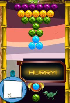 Dino Bubble screenshot 4