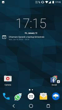 Muh Triangles Live Wallpaper تصوير الشاشة 5