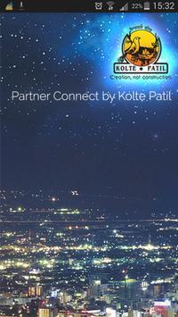 Partner Connect by Kolte Patil poster