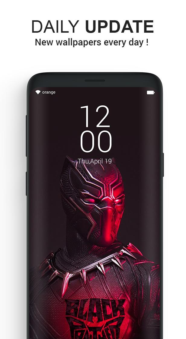 Fondos De Pantalla De La Pantera Negra 4k Hd For Android