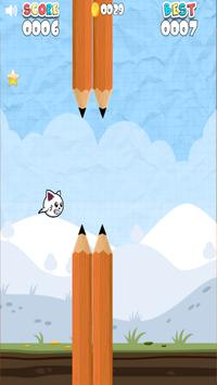 Doodle Spikes Panic! apk screenshot