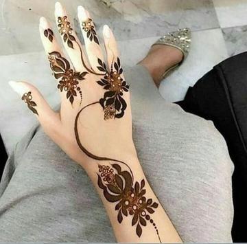 Mehndi Art Designs screenshot 7