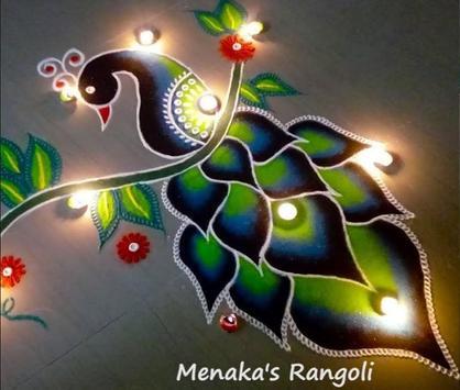 Unique Rangoli Design screenshot 5