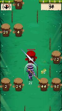 Ninja Race स्क्रीनशॉट 2