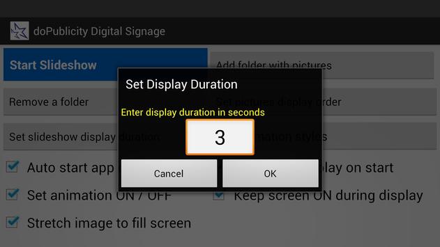 doPublicity Digital Signage screenshot 3