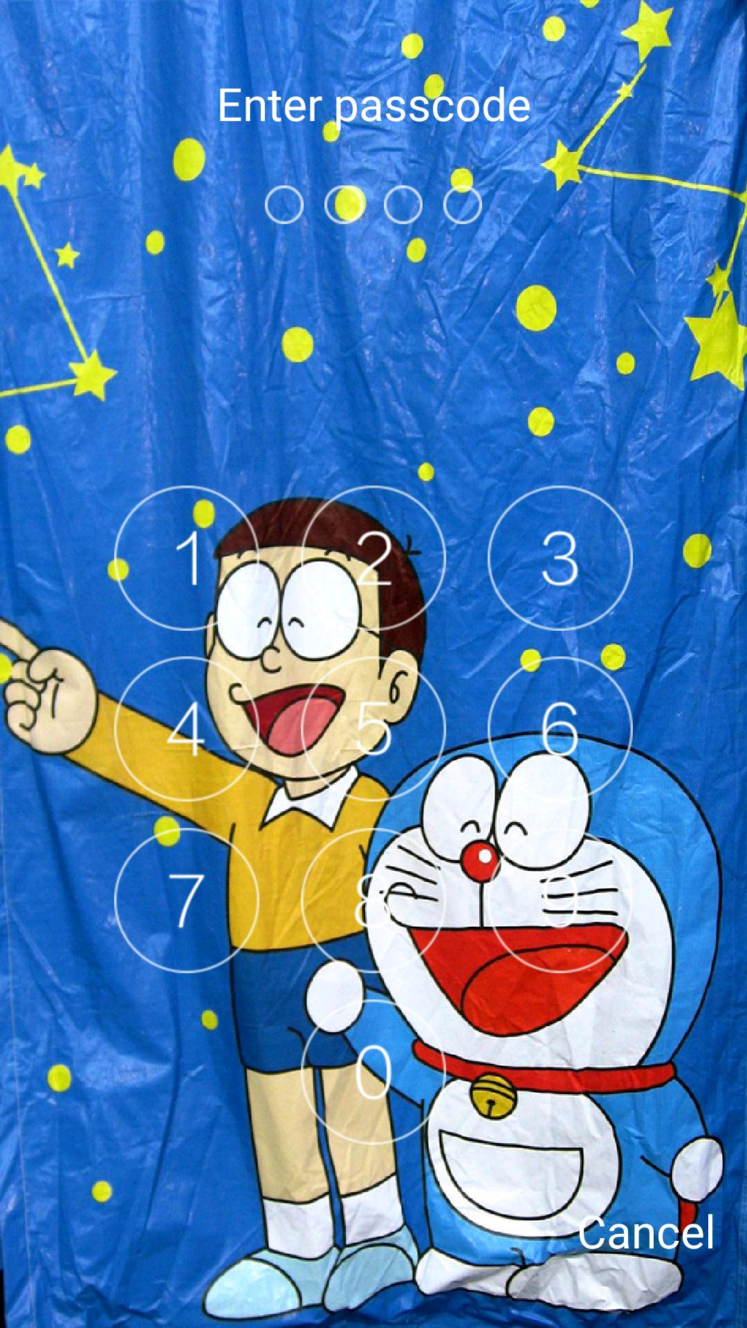Doraemon Lock Screen & HD Wallpapers For Android APK Download