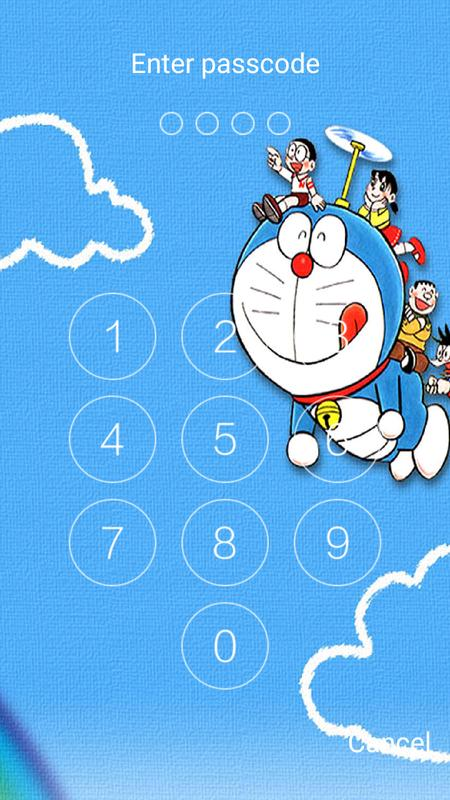 Doraemon Lock Screen Hd Wallpapers For Android Apk Download