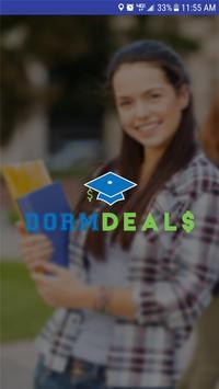 Dorm Deals poster